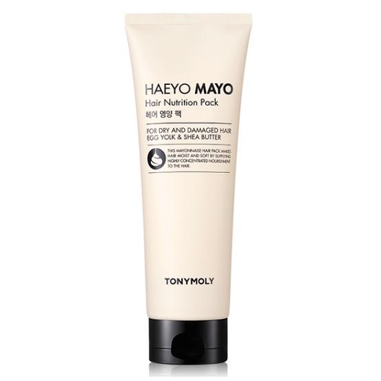 TONYMOLY Haeyo Mayo Hair Nutrition Pack korean cosmetic skincare product online shop malaysia china usa