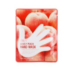 TONYMOLY Lovely Peach Hand Mask 16g x 2 set  korean cosmetic skincare product online shop malaysia china japan