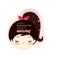 TONYMOLY Pocket Hair Pack MiniBling 8g x 5 pcs korean cosmetic skincare product online shop malaysia china japan