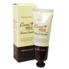 TONYMOLY Premium RX Camel Milk Hand Cream 50ml  korean cosmetic skincare product onlie shop malaysia chia japan