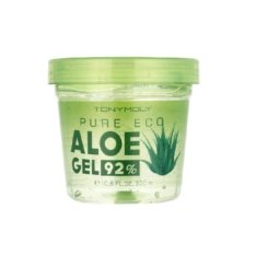 TONYMOLY Pure Eco Aloe Gel 92 percentage 300ml korean cosmetic skincare product online shop malaysia china japan