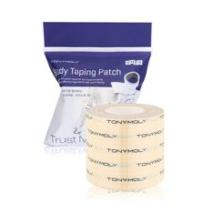 TONYMOLY Trust Me Body Taping Patch 20g korean cosmetic skincare product online shop malaysia china japan