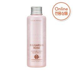 Nature Republic Bulgarian Rose Moisture Toner 155ml korean cosmetic skincare shop malaysia singapore indonesia