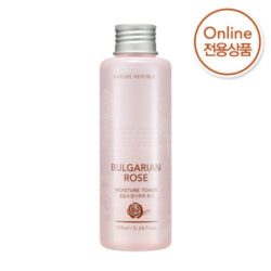 Nature Republic Bulgarian Rose Moisture Toner 155ml korean cosmetic skincare shop malaysia singapore indonesia