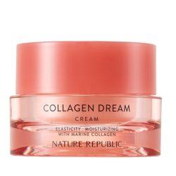 Nature Republic Collagen Dream 70 Cream korean skincare product online shop malaysia china usa