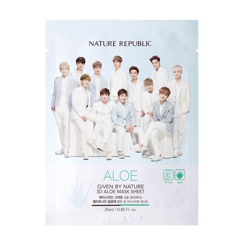 Nature Republic Exo Products