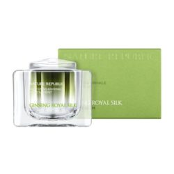Nature Republic Ginseng Royal Silk Watery Cream 60g korean cosmetic skincare shop malaysia singapore indonesia