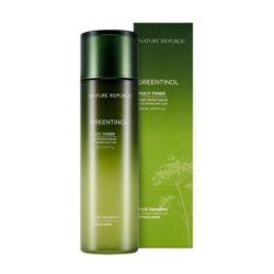 Nature Republic Greentinol Multi Toner 150ml korean cosmetic skincare shop malaysia singapore indonesia