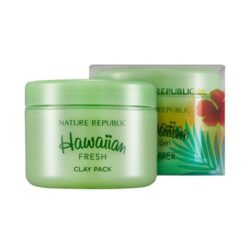 Nature Republic Hawaiian Fresh Clay Pack 95ml korean cosmetic skincare shop malaysia singapore indonesia
