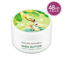 Nature Republic Shea Butter Steam Cream Moist 100ml malaysia