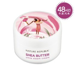 Nature Republic Shea Butter Steam Cream Ultra 100ml malasyia
