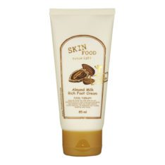 SkinFood Almond Milk Rich Foot Cream 85ml korean cosmetic skincare shop malaysia singapore indonesia
