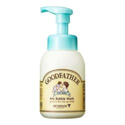 SkinFood GOODFATHER Ato Bubble Wash (Non- Prescription Drug) 300ml korean cosmetic skincare shop malaysia singapore indonesia