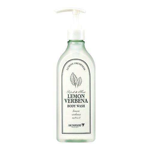 SkinFood Lemon Verbena Body Wash 335ml korean cosmetic skincare shop malaysia singapore indonesia