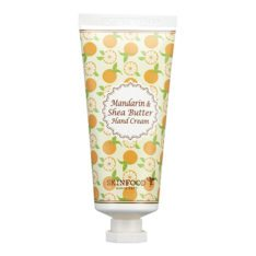 SkinFood Mandarin and Shear butter Hand Cream 35g korean cosmetic skincare shop malaysia singapore indonesia