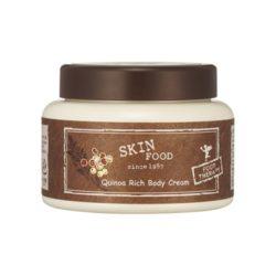 SkinFood Quinoa Rich Body Cream 250g korean cosmetic skincare shop malaysia singapore indonesia
