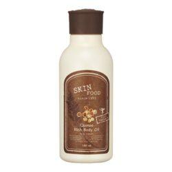 SkinFood Quinoa Rich Body Oil 180ml korean cosmetic skincare shop malaysia singapore indonesia
