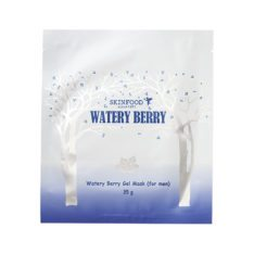 SkinFood Watery Berry Gel Mask (For Men) 35g korean cosmetic skincare shop malaysia singapore indonesia