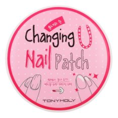 TONYMOLY Changing U Nail Patch 50g korean cosmetic makeup product online shop malaysia india usa