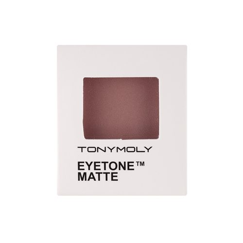 TONYMOLY Eye Tone Single Shadow Matte 1.7g korean cosmetic makeup product online shop malaysia india usa