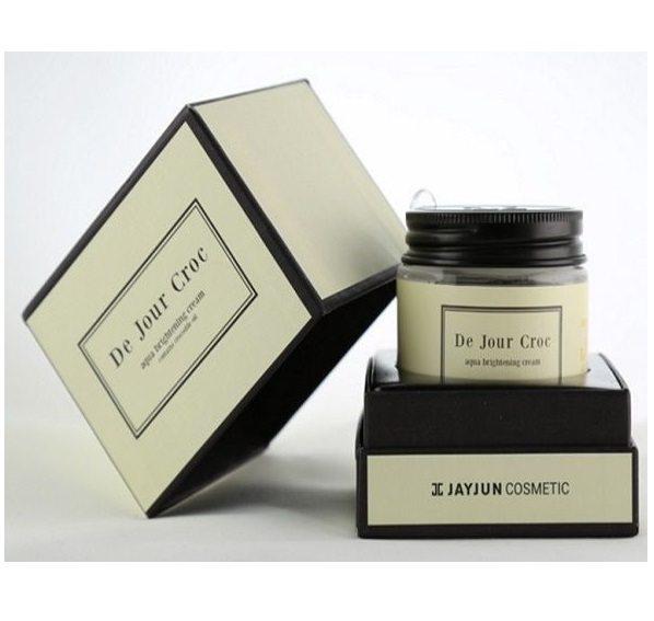 JAYJUN De Jour Croc Aqua Brightening Cream - Korean Whitening