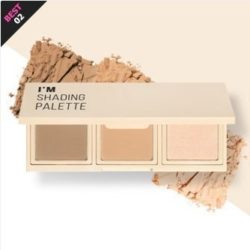 MEMEBOX I'm Meme I'm Shading Palette 22g malaysia singapore indonesia philippine canada australia