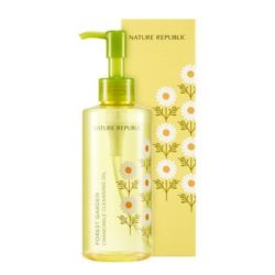 Nature Republic Forest Garden Chamomile Cleansing Oil 200ml korean cosmetic skincare shop malaysia singapore indonesia