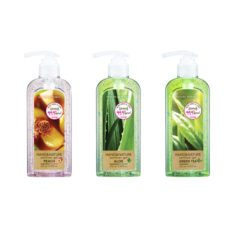 Nature Republic Hand and Nature Sanitizer Gel 250ml korean cosmetic skincare shop malaysia singapore indonesia
