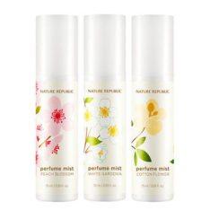 Nature Republic Refresh Perfume Mist 75ml korean cosmetic skincare shop malaysia singapore indonesia