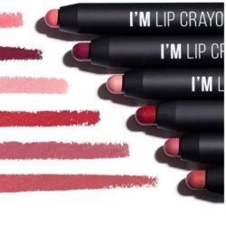 MEMEBOX I'm Matte Lip Crayon 10g makeup cosmetic malaysia singapore philippine