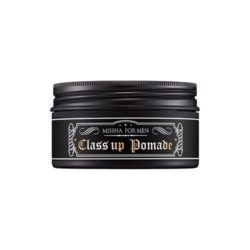 Missha For Men Class Up Pomade 80ml Strong Hold korean cosmetic skincare shop malaysia singapore indonesia