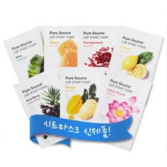 Missha Pure Source Cell Sheet Mask 21g korean cosmetic skincare shop malaysia singapore indonesia