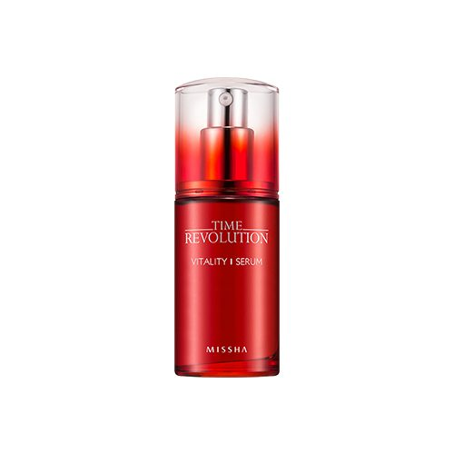 Missha Time Revolution Vitality Serum 40ml korean cosmetic skincare shop malaysia singapore indonesia