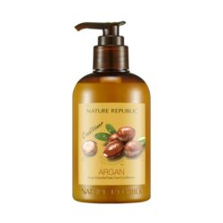 Nature Republic Argan Essential Deep Care Conditioner 300ml korean cosmetic skincare shop malaysia singapore indonesia