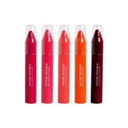 Nature Republic Eco Crayon Lip Rouge 2.5g korean cosmetic skincare shop malaysia singapore indonesia