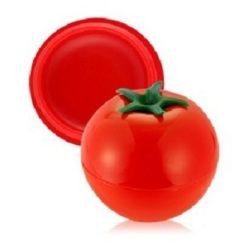 TONYMOLY Mini Cherry Tomato Lip Balm SPF 15 PA+ 7.2g. korean cosmetic makeup product online shop malaysia india usa