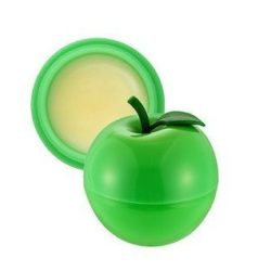 TONYMOLY Mini Green Apple Lip Balm SPF 15 PA+ 7.2g korean cosmetic makeup product onlne shop malaysia india usa