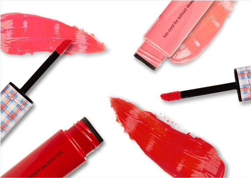Too Cool for School Check Glossy Blaster Tint 4.8ml korean cosmetic malaysia indonesia singapore philippine vietnam3