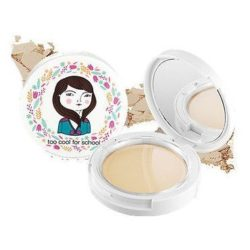 Too Cool for School Photoready Pact SPF 25 PA++ 10g korean cosmetic malaysia indonesia singapore philippine vietnam