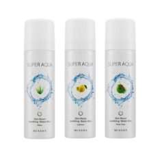 missha Super Aqua Skin Reset Sparkling Water Mist  korean cosmetic skincare shop malaysia singapore indonesia