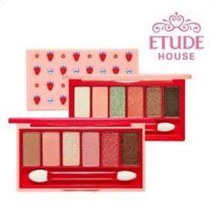 Etude House Berry Delicious Fantastic Color Eyes Shadow Palette 70g online shop malaysia singapore thailand australia
