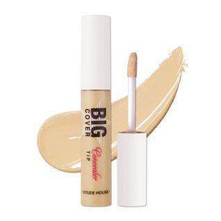 Etude House Big Cover Tip Concealer 10g korean cosmetic makeup malaysia singapore brunei philippine