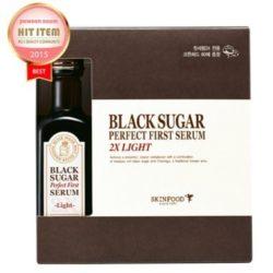 SkinFood Black Sugar Perfect First Serum 2X light price malaysia singapore thailand canada england australia