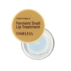 TONYMOLY Timeless Ferment Snail Lip Treatment 10g korean cosmetic makeup product online shop malaysia india usa