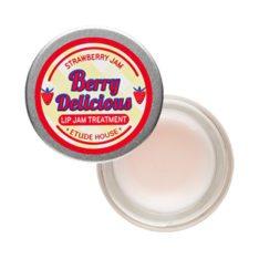 Etude House Berry Delicious Strawberry Lip Jam Treatment 15g korean cosmetic skincare shop malaysia singapore indonesia