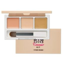 Etude House  Big Cover Concealer kit 3g korean cosmetic skincare shop malaysia singapore indonesia