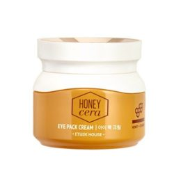 Etude House Honey Cera Eye Pack Cream 28ml korean cosmetic skincare shop malaysia singapore indonesia