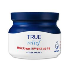 Etude House True Relief Moist Cream 60ml korean cosmetic skincare shop malaysia singapore indonesia