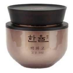 HanYul Baek Hwa Goh Intensive Care Cream 50ml korean cosmetic skincare product online shop malaysia singapore  indonesia