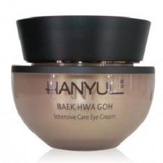 HanYul Baek Hwa Goh Intensive Care Eye Cream 25ml korean cosmetic skincare product online shop malaysia singapore indonesia